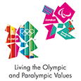 Olympic and Paralympic Values Logo